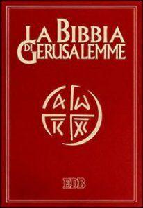Book Cover: La Bibbia di Gerusalemme