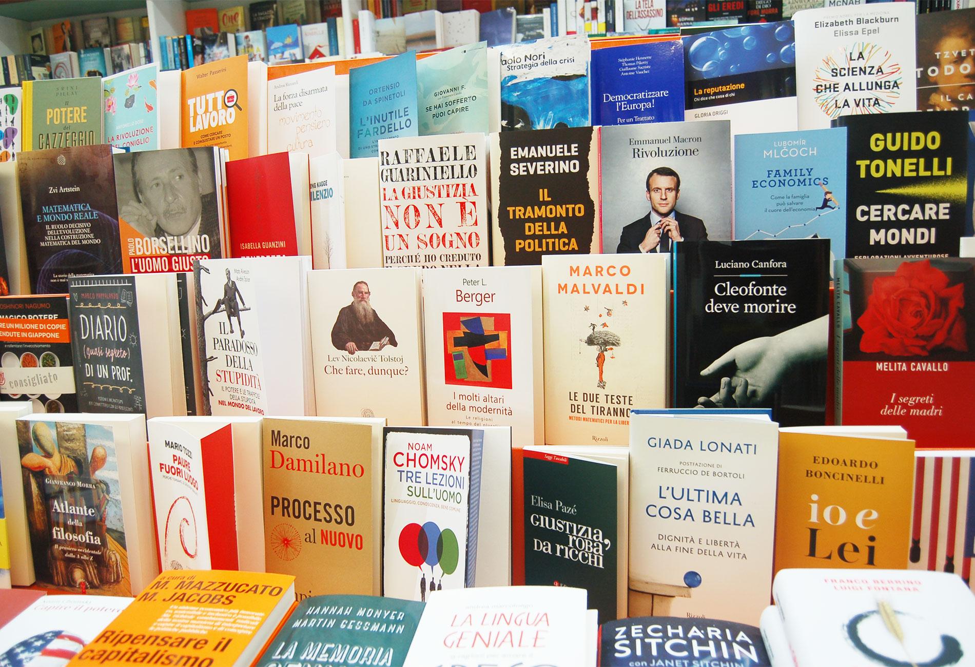 Vieni in libreria!